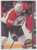 1992-93 O-PEE-CHEE PREMIER - ERIC LINDROS #1 TOP ROOKIES