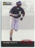 1998 Collector's Choice - Mike Cameron Star Quest #SQ8