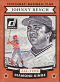 2015 Donruss - Johnny Bench All-Time Diamond Kings #13
