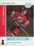2002-03 PIECE OF HISTORY - JOE NIEUWENDYK #AC17 AWARDS COLLECTION