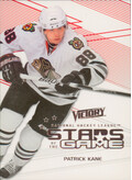 2010-11 VICTORY - PATRICK KANE #SOG-PK STARS OF THE GAME