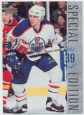 1995-96 UPPER DECK - DOUG WEIGHT #SE31 SPECIAL EDITION