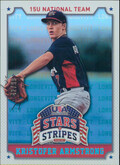 2015 USA Baseball Stars and Stripes - Kristofer Armstrong Longevity Holofoil #60 42/99
