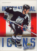 2006-07 MVP - VINCENT LECAVALIER #II21 INTERNATIONAL ICONS
