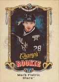 2008-09 CHAMP'S - MARK FISTRIC #144 ROOKIE