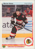 2010-11 UPPER DECK - MARIAN HOSSA #156 20TH ANNIVERSARY