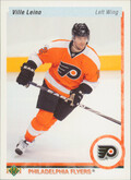 2010-11 UPPER DECK - VILLE LEINO #58 20TH ANNIVERSARY