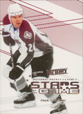 2010-11 VICTORY - PAUL STASTNY #SOG-PS STARS OF THE GAME
