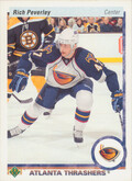 2010-11 UPPER DECK - RICH PEVERLEY #190 20TH ANNIVERSARY