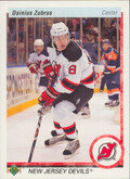 2010-11 UPPER DECK - DAINIUS ZUBRUS #82 20TH ANNIVERSARY