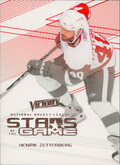 2010-11 VICTORY - HENRIK ZETTERBERG #SOG-HZ STARS OF THE GAME