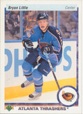 2010-11 UPPER DECK - BRYAN LITTLE #192 20TH ANNIVERSARY