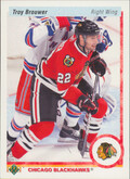 2010-11 UPPER DECK - TROY BROUWER #153 20TH ANNIVERSARY