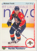 2010-11 UPPER DECK - MICHAEL FROLIK #119 20TH ANNIVERSARY