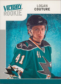 2009-10 VICTORY - LOGAN COUTURE #329 ROOKIE