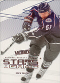 2010-11 VICTORY - RICK NASH #SOG-RN STARS OF THE GAME