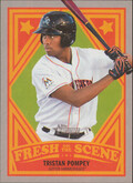 2019 Topps Heritage Minor League - Tristan Pompey Fresh on the Scene #FOS-21