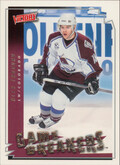 2006-07 VICTORY - ALEX TANGUAY #GB11 GAME BREAKERS