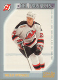 2000-01 O-PEE-CHEE - WILLIE MITCHELL #320 NHL PROSPECTS