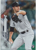 2020 Topps - Dylan Cease RC #326