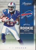 2012 Prestige - T.J. Graham RC #297