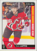 2016-17 O-PEE-CHEE - NICK LAPPIN #710 MARQUEE ROOKIES