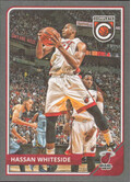 2015-16 Complete - Hassan Whiteside Silver #133