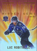 2000-01 O-PEE-CHEE - LUC ROBITAILLE #NHLD14 NHL DRAFT