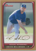 2008 Bowman - Kevin Millwood Gold #29