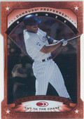 1997 Donruss Preferred - Ellis Burks Cut to the Chase Bronze #31