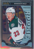 2015-16 OPC PLATINUM - GUSTAV OLOFSSON #M44 MARQUEE ROOKIE