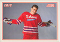 1990-91 SCORE - ERIC LINDROS #5 LINDROS INSERT