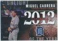 2015 Topps - Miguel Cabrera Highlight of the Year #H-30