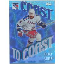 2002-03 TOPPS - PAVEL BURE #CC2 COAST TO COAST