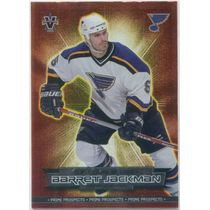 2002-03 VANGUARD - BARRET JACKMAN #20 PRIME PROSPECTS
