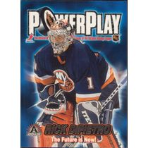 2001-02 ADRENALINE - RICK DIPIETRO #23 POWER PLAY