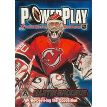 2001-02 ADRENALINE - MARTIN BRODEUR #22 POWER PLAY