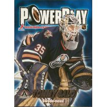 2001-02 ADRENALINE - TOMMY SALO #15 POWER PLAY