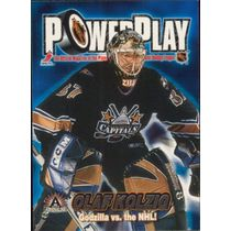 2001-02 ADRENALINE - OLAF KOLZIG #36 POWER PLAY