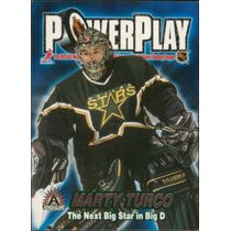 2001-02 ADRENALINE - MARTY TURCO #13 POWER PLAY