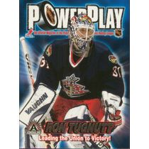 2001-02 ADRENALINE - RON TUGNUTT #11 POWER PLAY