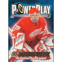 2001-02 ADRENALINE - DOMINIK HASEK #14 POWER PLAY