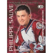 2003-04 HEADS UP - PHILIPPE SAUVE #6 PRIME PROSPECTS