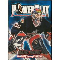 2001-02 ADRENALINE - MARC DENIS #10 POWER PLAY