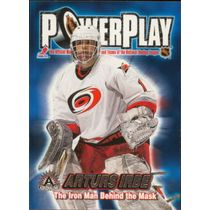 2001-02 ADRENALINE - ARTURS IRBE #7 POWER PLAY