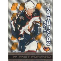 2003-04 HEADS UP - ILYA KOVALCHUK #2 FAST FORWARD