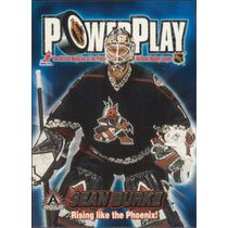 2001-02 ADRENALINE - SEAN BURKE #27 POWER PLAY