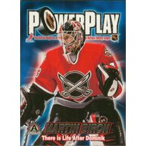 2001-02 ADRENALINE - MARTIN BIRON #5 POWER PLAY
