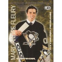 2003-04 HEADS UP - MARC-ANDRE FLEURY #17 PRIME PROSPECTS