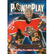 2001-02 ADRENALINE - TREVOR KIDD #16 POWER PLAY
